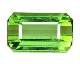 Green Tourmaline 1.86 Cts Fancy Natural