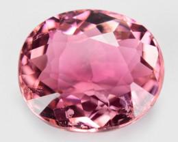 Pink Tourmaline 1.29 Cts Fancy Natural Loose Gemstone