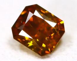 Orange Diamond 0.20Ct Natural Untreated Fancy Diamond B5751