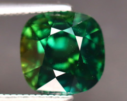 Certified Sapphire 4.07Ct Natural Heated Teal Sapphire DR433/B24