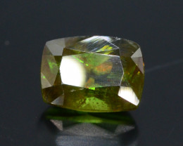 Rarest Unbelievable Fire 1.40 Ct AAA Brilliance Chrome Sphene