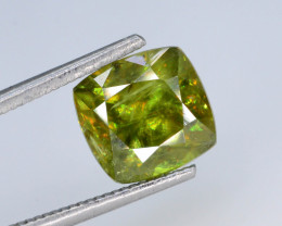 Rarest Unbelievable Fire 1.80 Ct AAA Brilliance Chrome Sphene