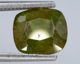 Rarest Unbelievable Fire 1.55 Ct AAA Brilliance Chrome Sphene
