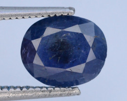 Top Color 1.80 ct Natural Blue Sapphire
