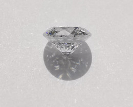 1.06 CT natural diamond D color IF GIA