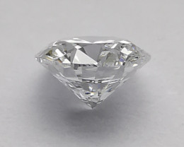 0.51 CT natural diamond D color IF GIA