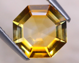 2.38ct Natural Yellow Citrine Fancy Cut Lot P367