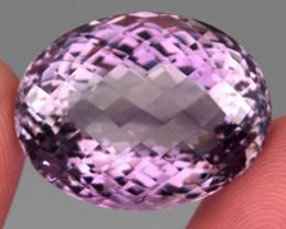 47.81 ct 100% Natural Earth Mined Unheated Purple Amethyst, Uruguay