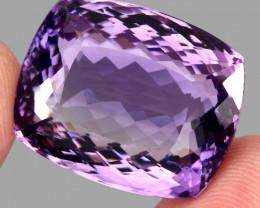 46.80 ct 100% Natural Earth Mined Unheated Purple Amethyst, Uruguay