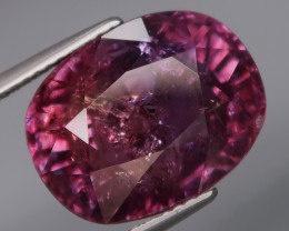 RARE 18.22 Ct.  Ravishing Color  HUGE Pink Purple Natural Earth Mined Sapph