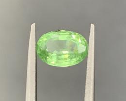 1.05 CT Tsavorite Garnet Gemstones