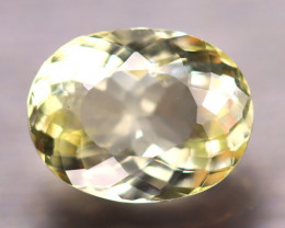 Heliodor 4.00Ct Natural Yellow Beryl ES1517/A56