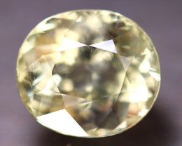 Heliodor 6.30Ct Natural Yellow Beryl ES1519/A56