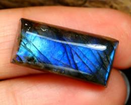 Labradorite 13.42Ct Natural Blue Flash Color Labradorite AB5964