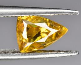 Natural Beautiful Yellowish Sphene 1.00 CTS