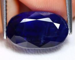 Kyanite 7.02Ct Oval Cut Natural Himalayan Blue Kyanite B5991