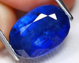 Kyanite 5.76Ct Oval Cut Natural Himalayan Blue Kyanite AB5992