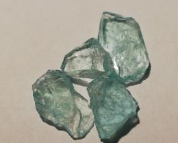 Aquamarine parcel, 11.94ct, very nice colour, untreated stones !!