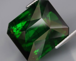 Huge Rare! 31.11 ct Natural Earth Mined Unheated  Green Tourmaline