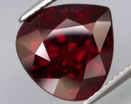 9.63  ct. 100% Natural Earth Mined Red Spessartite Garnet Africa