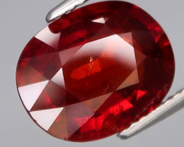6.49  ct. 100% Natural Earth Mined Orange Spessartite Garnet Africa