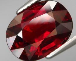 5.54 ct. 100% Natural Earth Mined Red  Spessartite Garnet Africa