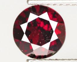 1.98 Cts Unheated Natural Deep Red Rhodolite Garnet Gemstone