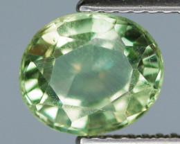 1.98 Cts Un Heated Natural Green Apatite Gemstone