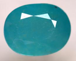Grandidierite 1.77Ct Natural World Rare Gemstone D1809/B11