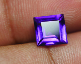 1.600 CRT BEAUTY NATURAL PURPLE COLOR AMETHYST-