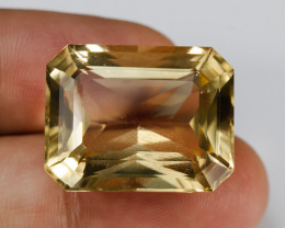 36.26ct Lab Certified Natural Citrine