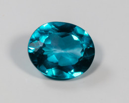 5.78ct Blue-Green Topaz