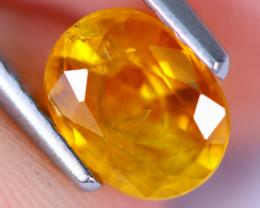 1.33cts Natural Yellow Madagascar Sapphire / MA862