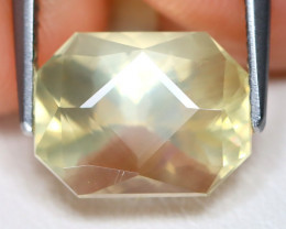 Bytownite 3.84Ct Master Cut Natural Yellow Bytownite AB6216
