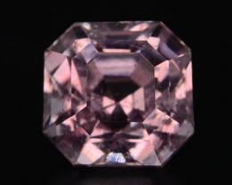 Majestic Color 3.20 ct Natural Afghan Baby Pink Tourmaline