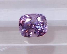 1.33ct unheated purple sapphire