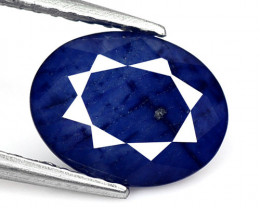 Blue Sapphire 1.83 Cts Amazing Rare Natural Fancy Loose Gemstone