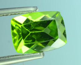 1.35 Ct Natural Green Peridot