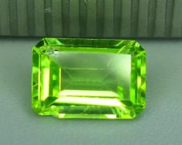 0.85 Ct Natural Green Peridot
