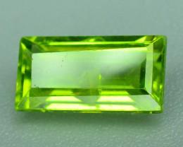 1.00 Ct Natural Green Peridot
