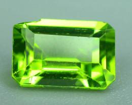0.90 Ct Natural Green Peridot
