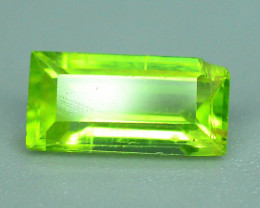 0.90 Ct Natural Green Peridot