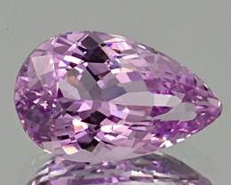 14.26 ct Kunzite Loupe Clean With Fine Cutting Gemstones