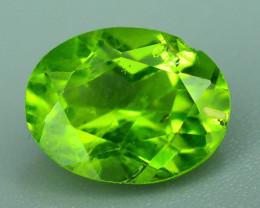1.80 Ct Natural Green Peridot