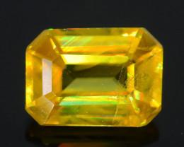 Rare AAA Fire 1.01 ct Malayaite Sphene Badakhshan Afghanistan Sku-65