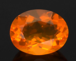 Rare 1.23 ct Mexican Fire Opal SKU.10