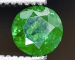 0.55 Crt  Tsavorite Faceted Gemstone (Rk-30)