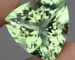 Big VVS 29.81ct Natural Earth Mined  Top Rich Green Amethyst Brazil
