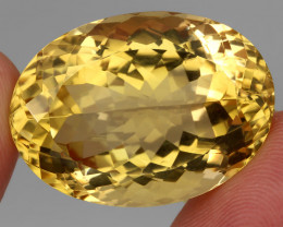 53.25 Ct. 100% Natural Earth Mined Top Quality Yellow Golden Citrine Unheat