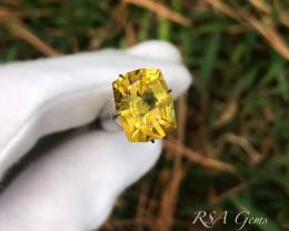 Golden Beryl - 3.94 carats